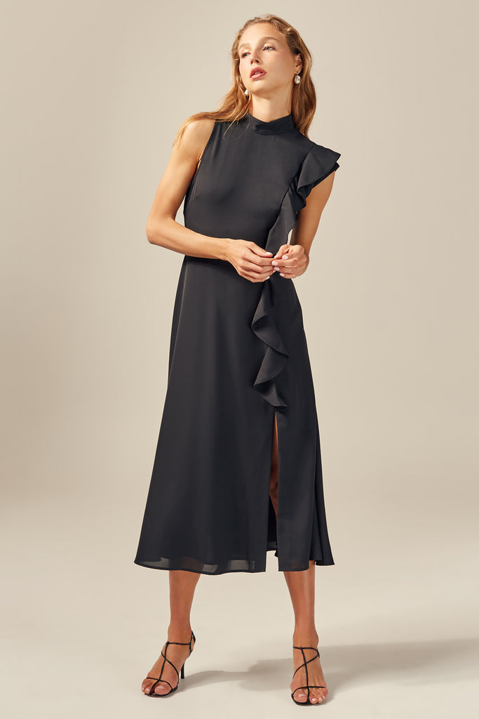 C/meo Collective - Augment Dress - Lalabazaar