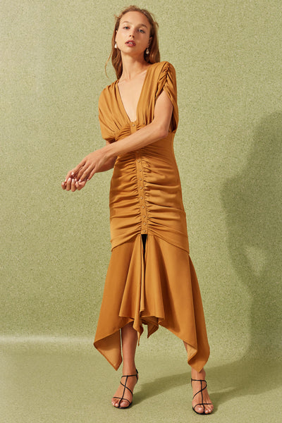 C/meo Collective - Expired Midi Dress