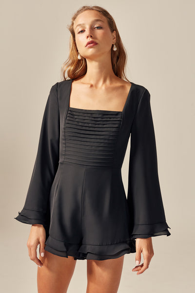C/meo Collective - Augment Playsuit - Lalabazaar