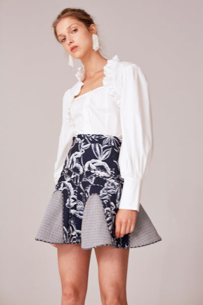 C/meo Collective - Discretion Skirt - Lalabazaar