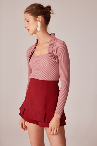 C/meo Collective - Under Light Knit Top - Lalabazaar