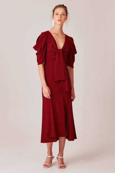 C/meo Collective - Willing Midi Dress - Lalabazaar