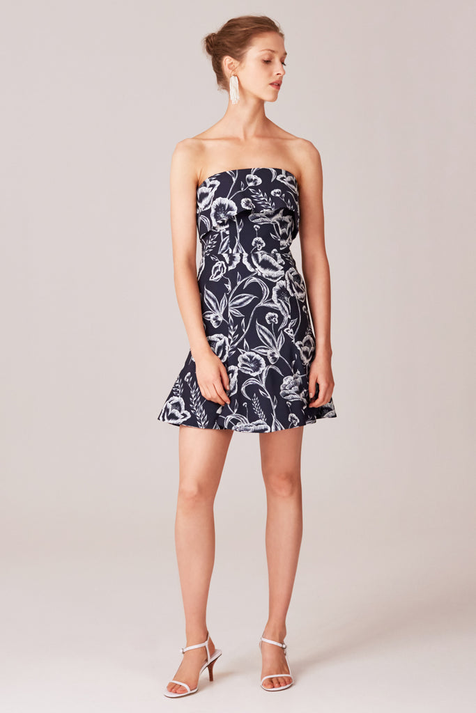 C/meo Collective - Discretion Mini Dress - Lalabazaar