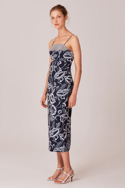 C/meo Collective - Discretion Dress - Lalabazaar