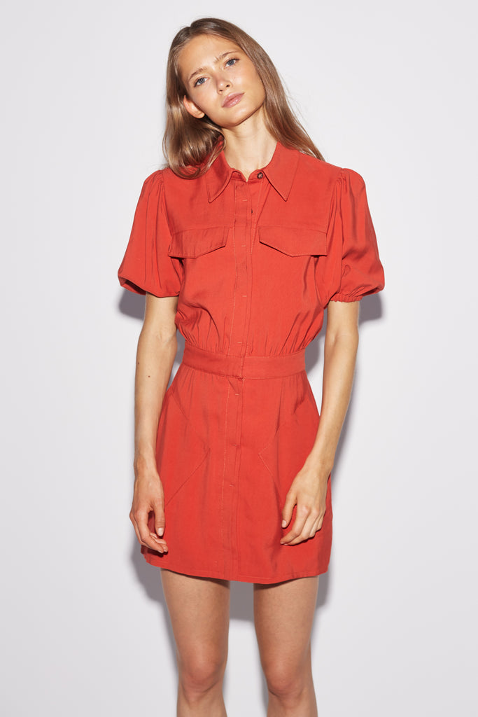 C/meo Collective - Explanatory SS Dress - Lalabazaar