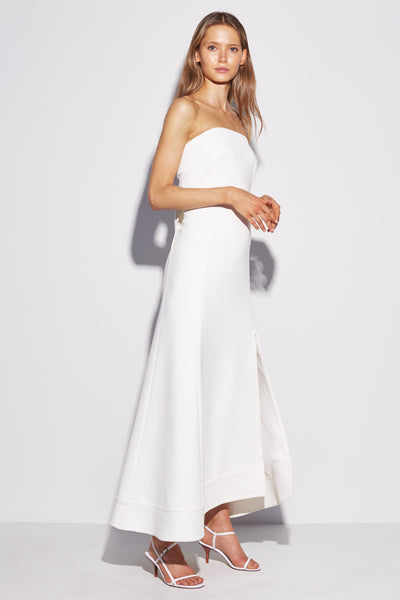 C/meo Collective - Chapter One Strapless Gown - Lalabazaar