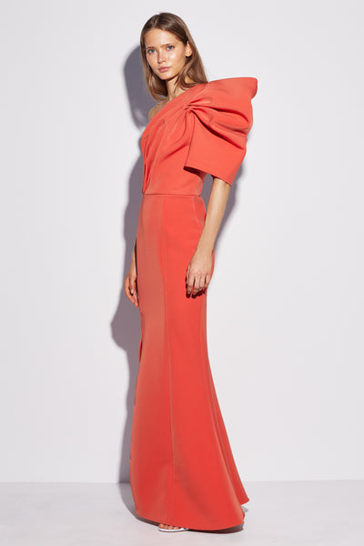 C/meo Collective - On The Level Gown - Lalabazaar