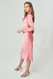 C/meo Collective - Time Flew Long Sleeve Dress