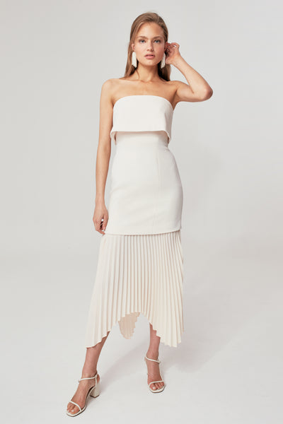 C/meo Collective - Take Seriously Dress - Lalabazaar