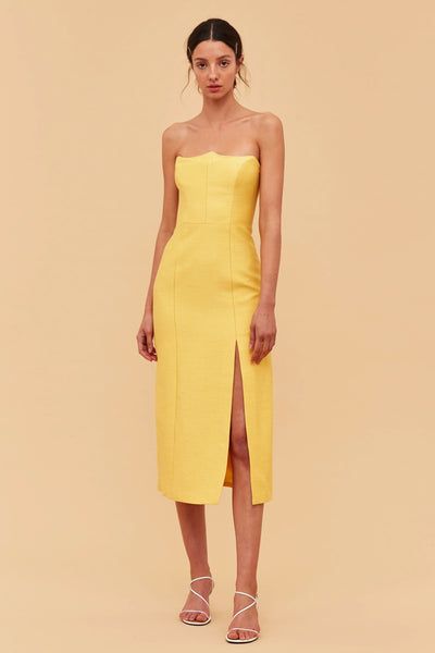 C/meo Collective - Beyond Control Midi Dress