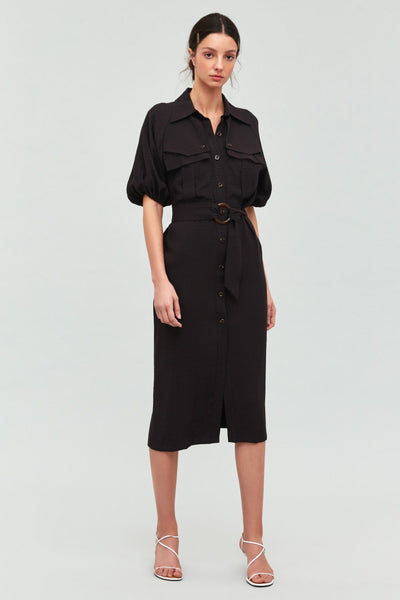 C/meo Collective - Go On Midi Dress