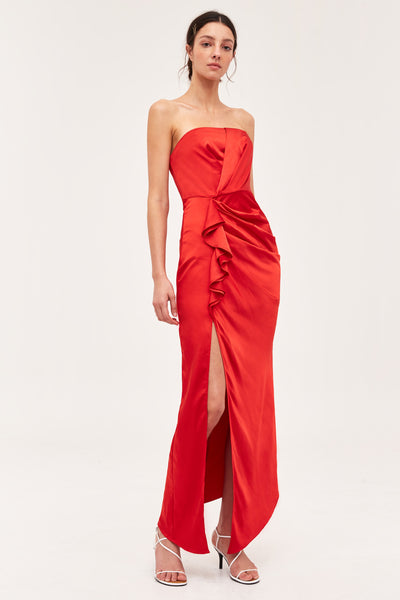 C/meo Collective - My Way Gown - Lalabazaar