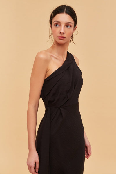 C/MEO COLLECTIVE - Go On Dress - Black