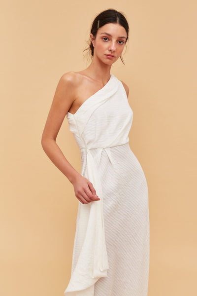 C/meo Collective -  Go On Dress Ivory