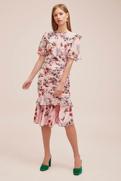 Keepsake The Label - Need You Now Midi Dress - Lalabazaar