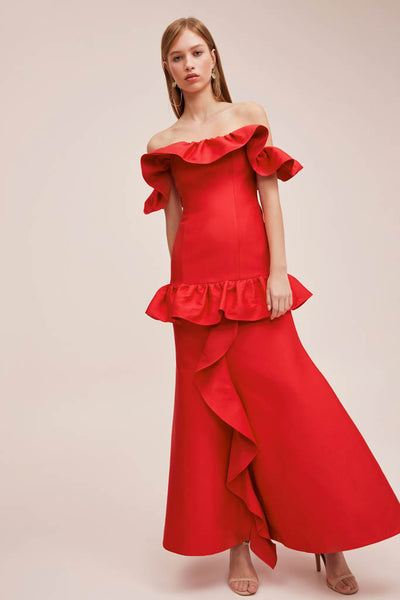 Keepsake The Label - Only Love Gown - Lalabazaar