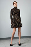 Keepsake the Label - Dreamers Long Sleeve Lace Mini Dress