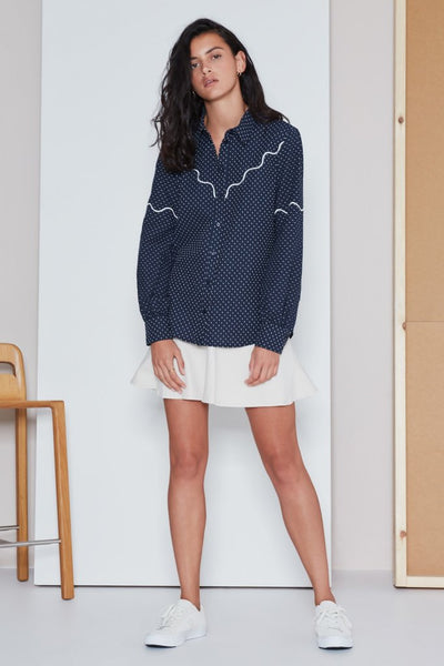 The Fifth Label - Village Long Sleeve Shirt