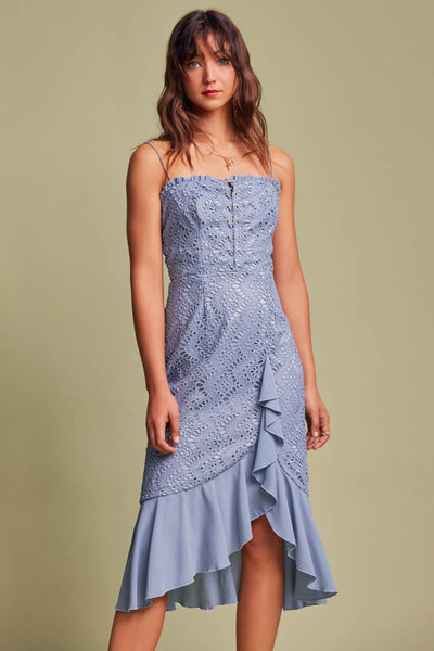 Finders Keepers The Label - Sunseeker Midi Dress