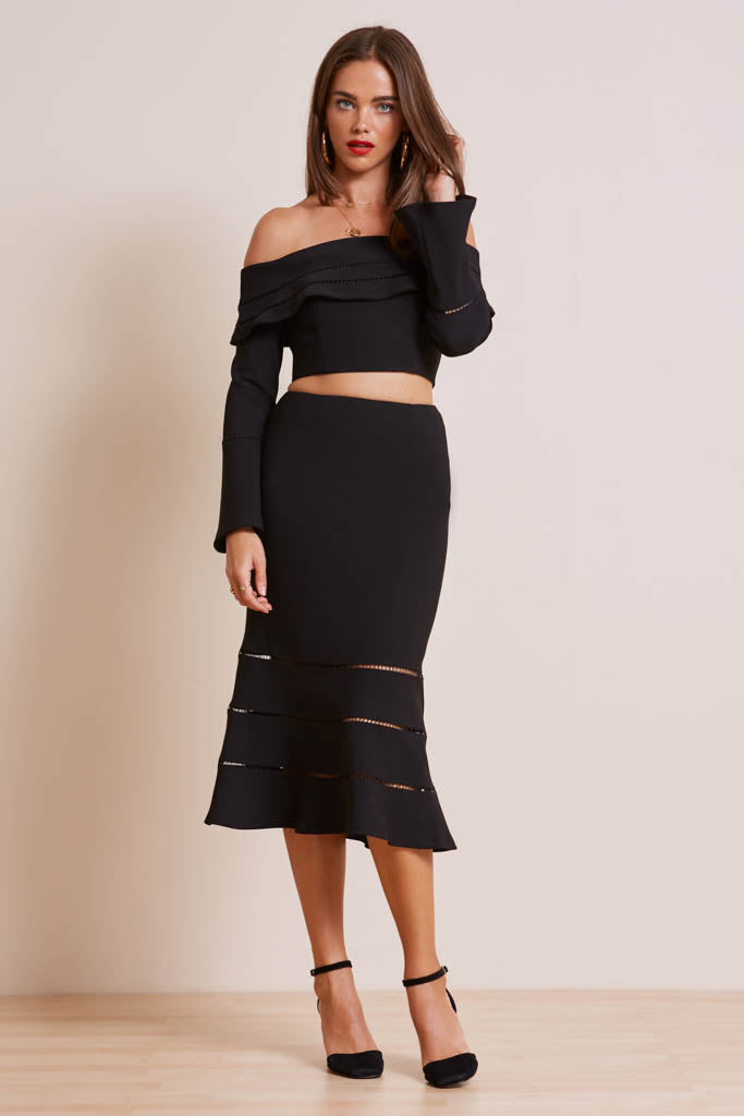 Finders Keepers The Label - Immortal Skirt - Lalabazaar