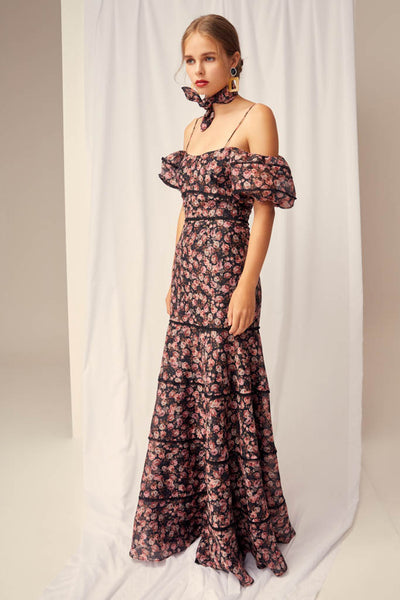 Keepsake The Label - One Love Gown - Lalabazaar