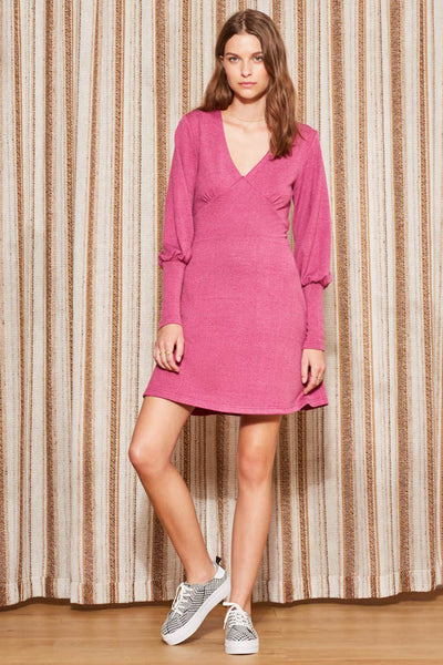 The Fifth Label - Whistle Long Sleeve Dress