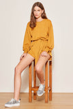 The Fifth Label - Whistle Long Sleeve Playsuit