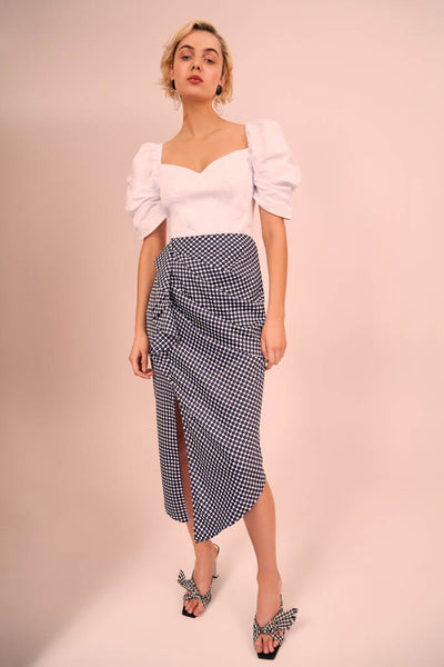 C/meo Collective - Jagged Skirt - Lalabazaar