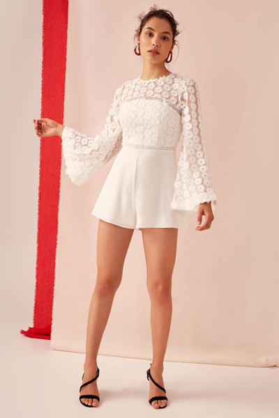 Keepsake The Label -  Mirrors Playsuit - Lalabazaar