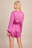 The Fifth Label - Estella Long Sleeve Playsuit - Lalabazaar