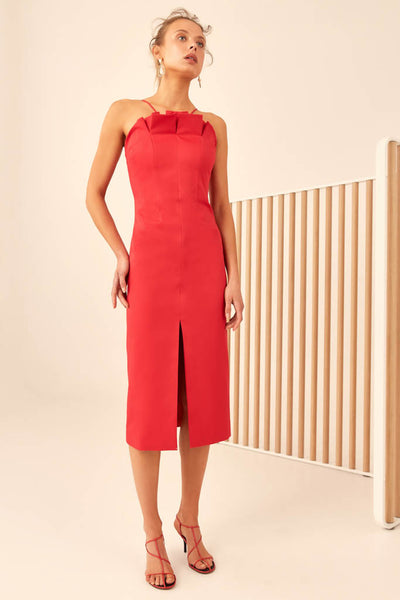 C/meo Collective - Only With You Midi Dress - Lalabazaar