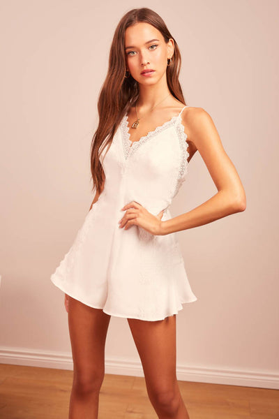 Finders Keepers The Label - Rodeo Playsuit - Lalabazaar