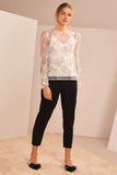 Keepsake The Label - Divine Lace Top - Lalabazaar