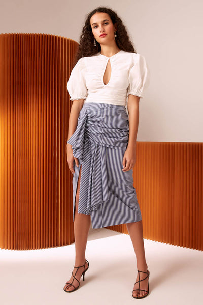 C/meo Collective - Close Enough Skirt - Lalabazaar