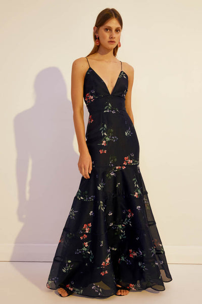 Keepsake The Label - Botanic Gown - Lalabazaar