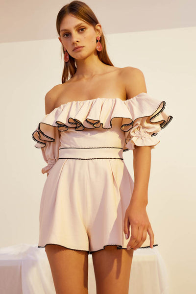 Keepsake The Label - Botanic Playsuit - Lalabazaar