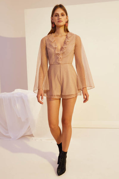 Keepsake The Label - Serene Playsuit - Lalabazaar