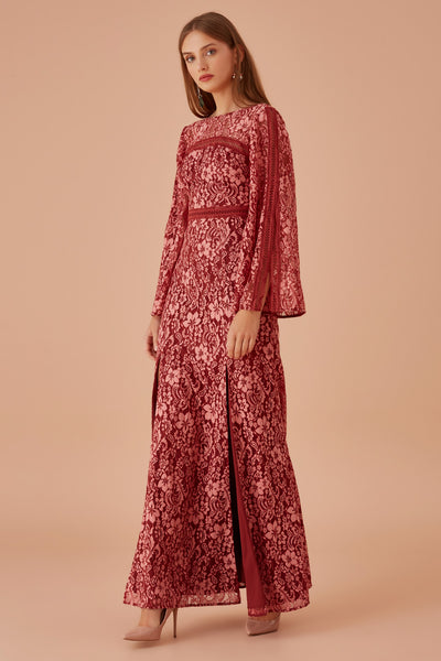 Keepsake The Label - Holder Lace Gown