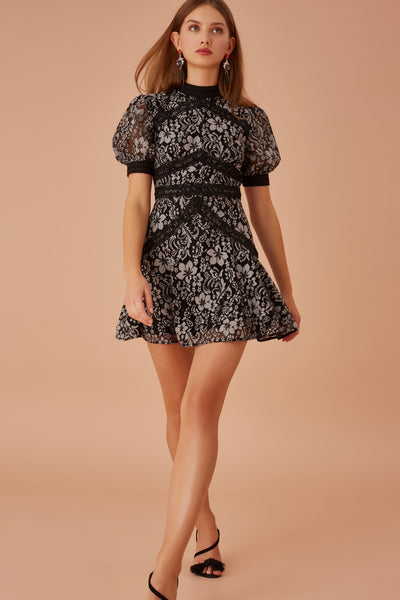 Keepsake The Label - Holder Lace Mini Dress