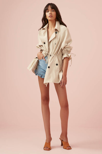 Finders Keepers The Label - Light Trench - Lalabazaar