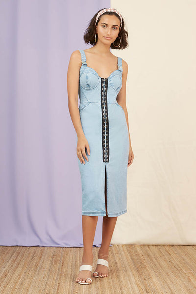 Finders Keepers The Label - Evelyn Dress - Lalabazaar