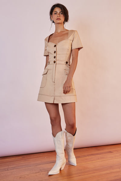 Finders Keepers The Label - Venice Mini Dress