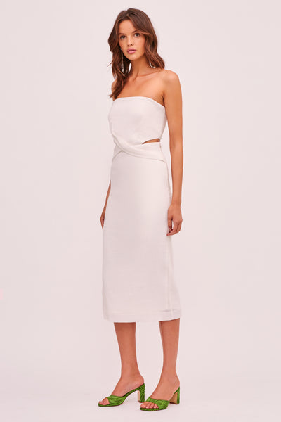 Finders Keepers The Label - Elena Dress - Lalabazaar