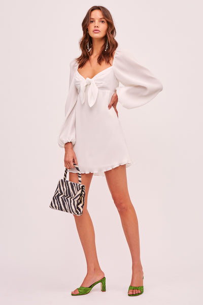 Finders Keepers The Label - Adeline Mini Dress - Lalabazaar