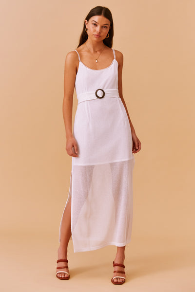 Finders Keepers The Label - Coconut Dress - Lalabazaar