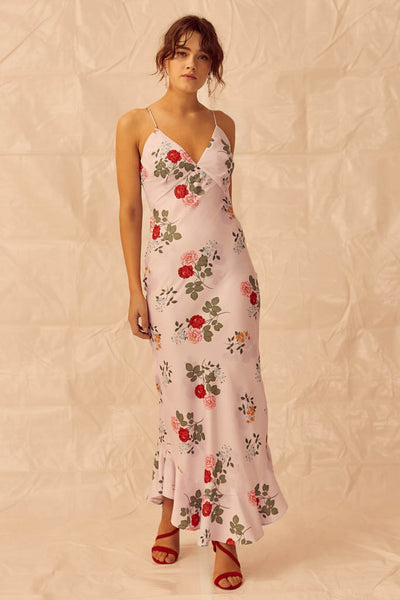 Keepsake The Label - Pretty One Gown - Lalabazaar