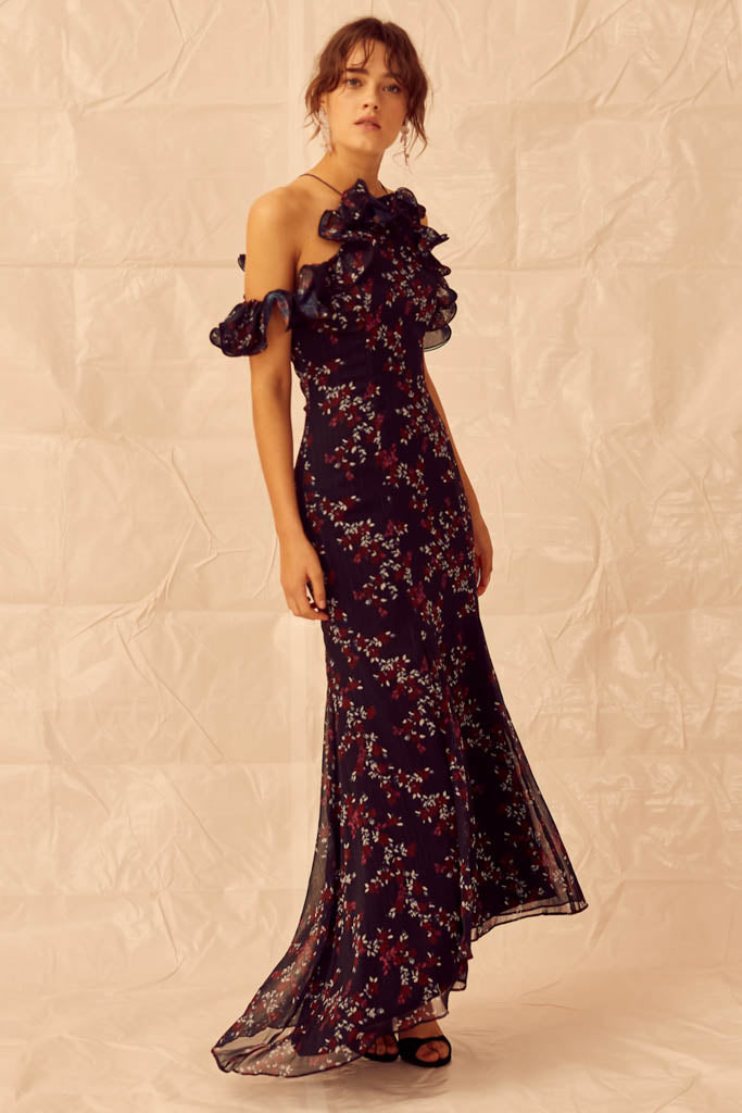 Keepsake The Label - Embrace Gown - Lalabazaar