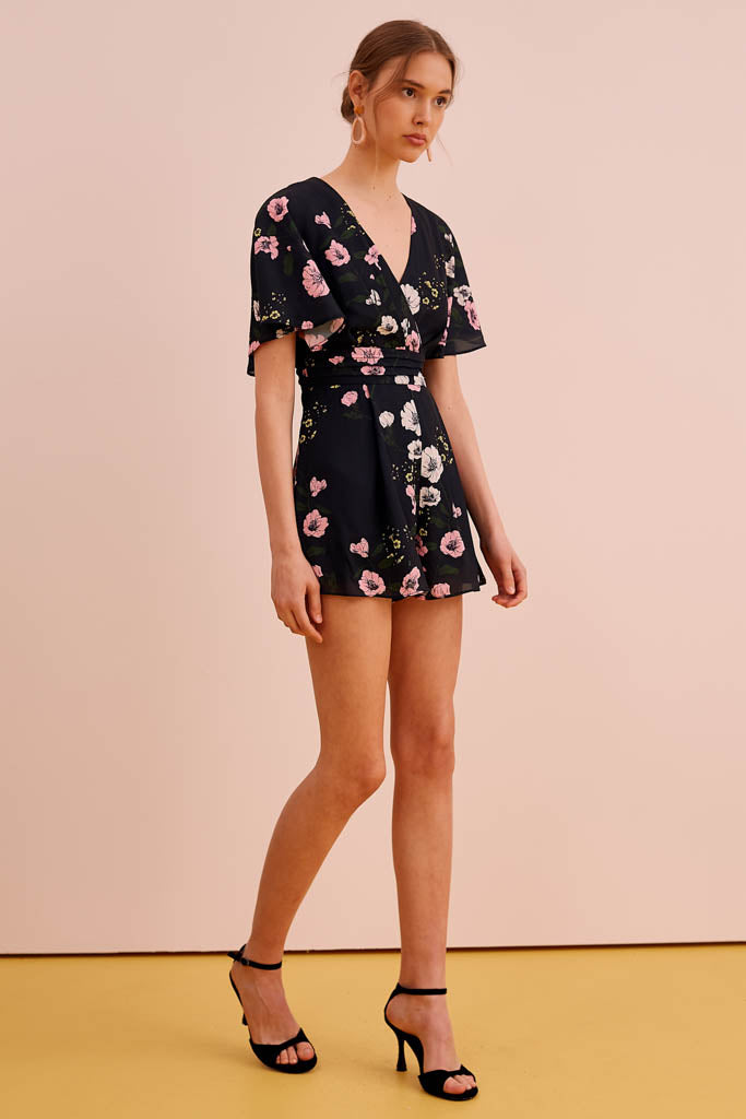 Keepsake The Label - Darkness Playsuit - Lalabazaar