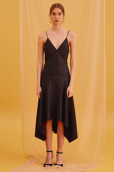 Keepsake The Label - Curious Midi Dress - Lalabazaar