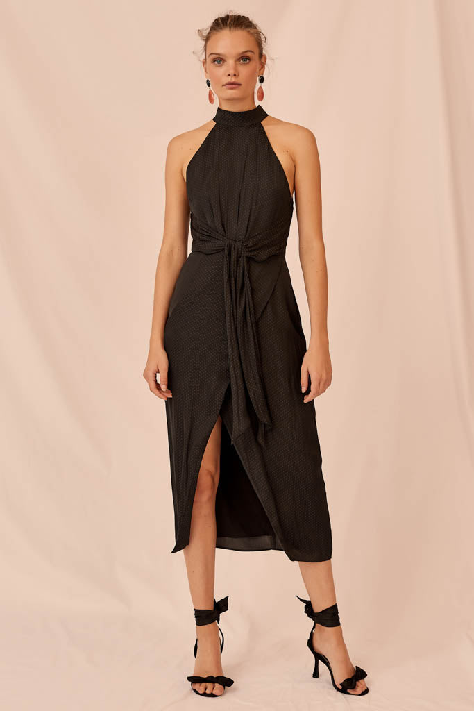 Keepsake The Label - Gracious Midi Dress - Lalabazaar